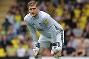 Ipswich Town goalkeeper Tomas Holy during the EFL Sky Bet League 1 match between Burton Albion and Ipswich Town at the Pirelli Stadium, Burton upon Trent, England on 3 August 2019.
