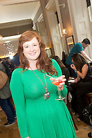 Rosemary Gallagher, Taylor's hill at the launch of Quickest Fox Marketing's latest Twitter sensation #galwayhour took place at the the Gaslight Bar & Brasserie at Hotel Meyrick.  Photo:Andrew Downes.