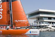 08_00421 © Sander van der Borch. Valencia - Spain,  May 18th 2008 . Extreme40 practice regatta.