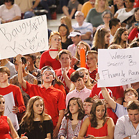 Adam Robison | BUY AT PHOTOS.DJOURNAL.COM<br /> Corinth students cheer on their team Friday night.