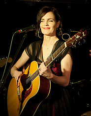 NOV 6 2012 Sadie & The Hotheads gig with Elizabeth McGovern