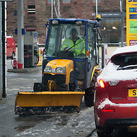 Wintry Weather in Perthshire…07.02.17<br />