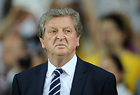 Football - European Championships - England vs. Italy<br /> Roy Hodgson, Manager of England at the Olympic Stadium, Kiev, Ukraine