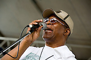 Big george Jackson, Pocono Blues festival 2007
