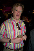 CHISTOPHER SYLVESTER, BBC Four Samuel Johnson Prize party. Souyh Bank Centre. London. 15 July 2008.  *** Local Caption *** -DO NOT ARCHIVE-© Copyright Photograph by Dafydd Jones. 248 Clapham Rd. London SW9 0PZ. Tel 0207 820 0771. www.dafjones.com.