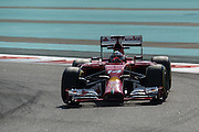 November 21-23, 2014 : Abu Dhabi Grand Prix. Fernando Alonso (SPA), Ferrari