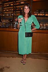Tricia Ronan at the launch of Nobu Hotel London Shoredith,10-50 Willow Street, London, England. 15 May 2018.
