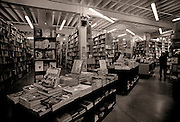 Image of Powell's City of Books in the Pearl District of Portland, Oregon, Pacific Northwest