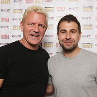 HOOKED ON EVENTS JEFF JARRETT SHEFFIELD