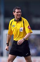 Referee Mr Marriner