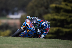 October 20, 2017 - Phillip Island, Australie - ALEX MARQUEZ - SPANISH - EG 0,0 MARC VDS - KALEX (Credit Image: © Panoramic via ZUMA Press)