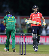 Manchester- Natwest T20 - England vs Pakistan - 7 Sep 2016