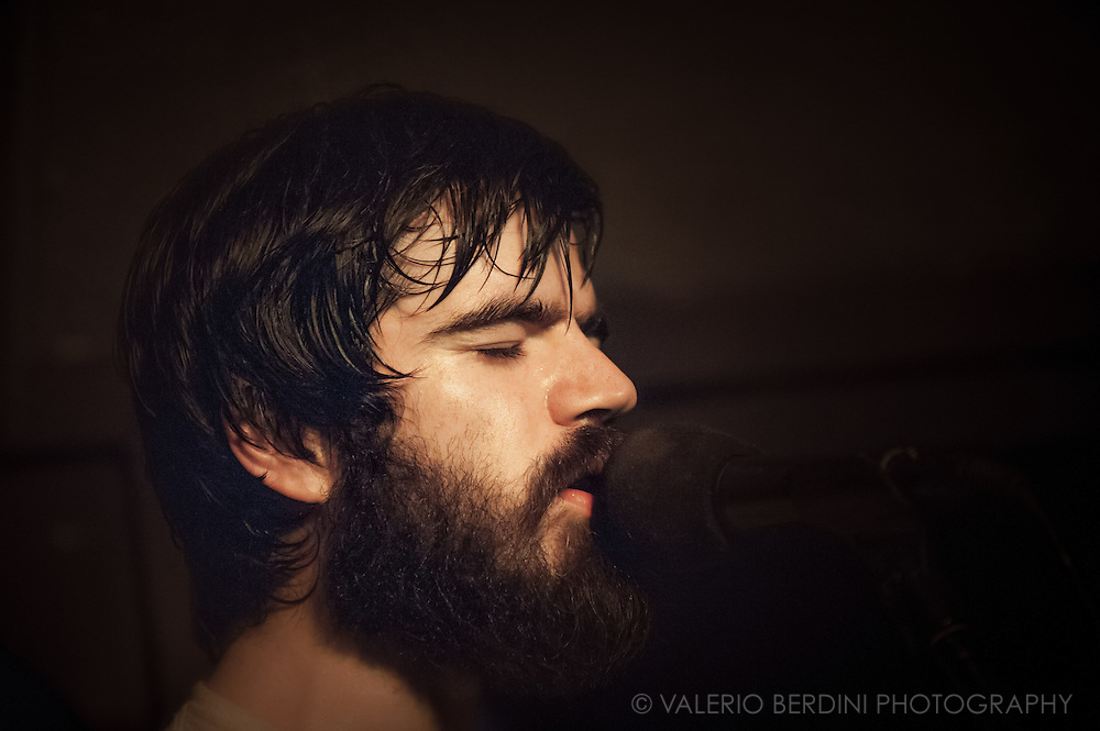 Titus Andronicus live at the Haymakers in Cambridge on 18 Nov 2010