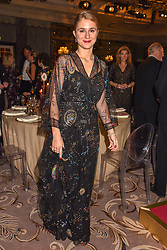 Electra Niarchos at The Cartier Racing Awards 2018 held at The Dorchester, Park Lane, England. 13 November 2018. <br /> <br /> ***For fees please contact us prior to publication***