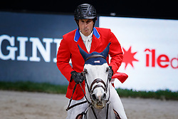 Kocher Andrew, USA, Navalo de Poheton<br /> LONGINES FEI World Cup™ Finals Paris 2018<br /> © Dirk Caremans<br /> 13/04/2018