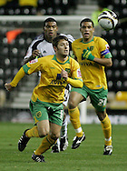 Derby - Tuesday October 28th, 2008: Wes Hoolahan of Norwich City in action during the Coca Cola Championship match at Pride Park, Derby. (Pic by Michael Sedgwick/Focus Images)