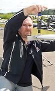 Caversham, Great Britain,  Christian FELKEL, GB Rowing media day at the Caversham Training Centre. GB Rowing Training centre. Monday,  17/05/2010 [Mandatory Credit. Peter Spurrier/Intersport Images]