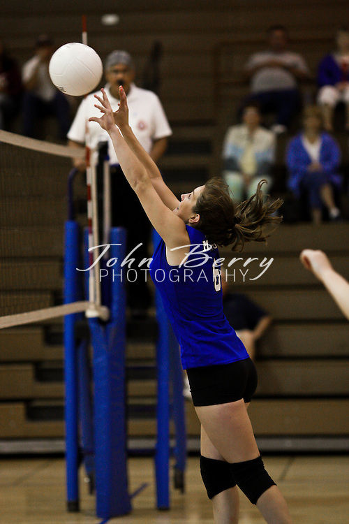 MCHS JV Volleyball .vs Luray.9/11/2008