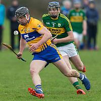 Clare's John Conlon V Kerry's Jason Diggins