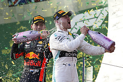 March 17, 2019 - Melbourne, Australia - Motorsports: FIA Formula One World Championship 2019, Grand Prix of Australia, ..#33 Max Verstappen (NLD, Aston Martin Red Bull Racing), #77 Valtteri Bottas (FIN, Mercedes AMG Petronas Motorsport) (Credit Image: © Hoch Zwei via ZUMA Wire)