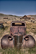 I think this has always been one of my favorite shots in Bodie State Historical park in California.