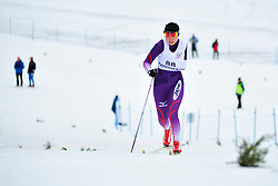 ABE Yurika, JPN at the 2014 IPC Nordic Skiing World Cup Finals - Middle Distance