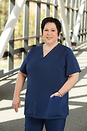 Healthcare Imaging worker portrait