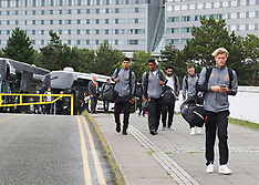Manchester: Liverpool Team Sighted - 17 July 2017