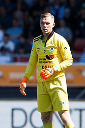 goalkeeper Ogmundur Kristinsson of Excelsior during the Dutch Eredivisie match between sbv Excelsior Rotterdam and Ajax Amsterdam at Van Donge & De Roo stadium on May 06, 2018 in Rotterdam, The Netherlands