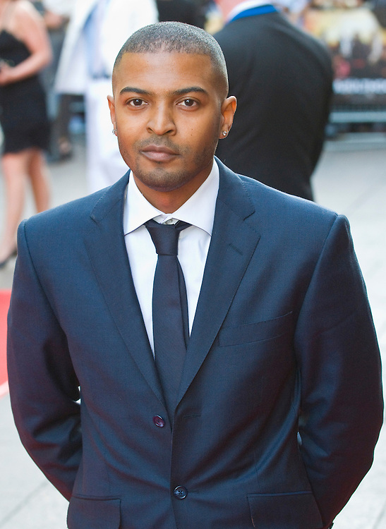 LONDON - JUNE 17: Noel Clarke attends the 'Adulthood' UK Film Premiere held at the Empire Leicester Square on June 17, 2008 in London, England.