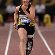 Roma 31/05/2018 Stadio Olimpico<br /> Diamond League : Golden Gala Pietro Mennea<br /> Martina Caironi  100 metri paralimpici