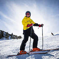 Skiing Into A Second Career for AARP
