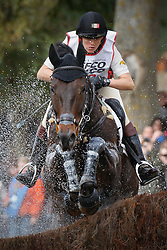 Donckers Karin (BEL) - Valentijn<br /> World Championship Young Eventing Horses<br /> Le Lion d'Angers 2009<br /> © Hippo Foto - Christophe Bricot