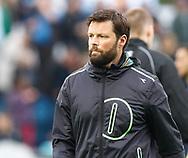 FODBOLD: Cheftræner Christian Lønstrup (FC Helsingør) før kampen i ALKA Superligaen mellem FC Helsingør og OB den 24. juli 2017 på Helsingør Stadion. Foto: Claus Birch