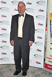 © Licensed to London News Pictures. 07/02/2012.  England. Geoffery Palmer attends the Oldies of the year Awards at Simpsons hotel in the Strand London Photo credit : ALAN ROXBOROUGH/LNP