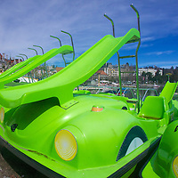 "Some easy summer fun along the Lake Léman ""Gold Coast"" in Lausanne"