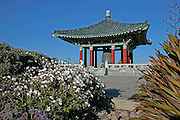 Korean Friendship Bell in San Pedro California