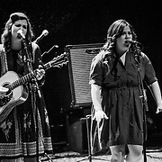 Secret Sisters perfom at 930 Club on May 4, 2014.