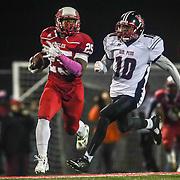 HIGH SCHOOL FOOTBALL PLAYOFFS 2016 - NOV 26 - No. 3 William Penn falls to No. 2 Smyrna 48-0