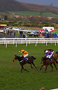 Ludlow Charity Race Day,  in aid of Action Medical Research. Ludlow racecourse. 24 march 2005. ONE TIME USE ONLY - DO NOT ARCHIVE  © Copyright Photograph by Dafydd Jones 66 Stockwell Park Rd. London SW9 0DA Tel 020 7733 0108 www.dafjones.com
