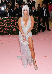 Jennifer Lopez arriving at the Met Gala Celebrating Camp: Notes On Fashion - May 6, 2019 - Photo: Runway Manhattan