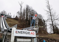 03.02.2019, Energie AG Skisprung Arena, Hinzenbach, AUT, FIS Weltcup Ski Sprung, Damen, im Bild Katharina Althaus (GER) // Katharina Althaus (GER) during the woman's Jump of FIS Ski Jumping World Cup at the Energie AG Skisprung Arena in Hinzenbach, Austria on 2019/02/03. EXPA Pictures © 2019, PhotoCredit: EXPA/ Reinhard Eisenbauer