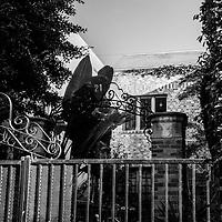 Decorative house in Venice California