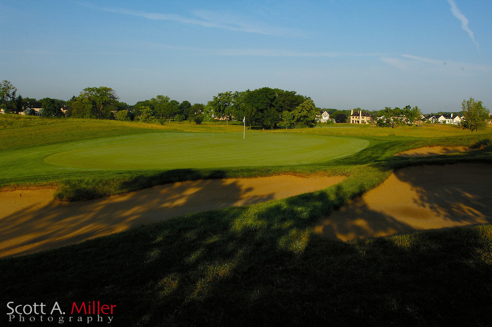 Glenview, Ill.:  June 29, 2006 - No. 16 at the Glen Club in Glenview, Ill...                ©2006 Scott A. Miller