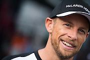 September 3-5, 2015 - Italian Grand Prix at Monza: Jenson Button (GBR), McLaren Honda