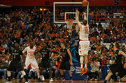 Syracuse wins 75-54 on Friday December 20, 2013 in the Carrier Dome