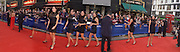 Minnie Driver, TV Bafta Awards, London Palladium. 13 April 2003. © Copyright Photograph by Dafydd Jones 66 Stockwell Park Rd. London SW9 0DA Tel 020 7733 0108 www.dafjones.com