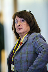 Pictured: Christine Jardine; MP<br /> The Scottish Liberal Democrats stalwarts gathered today in Dunfermline for their Autumn Conference<br /> <br /> Ger Harley   EEm 11 November 2017