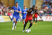 Coventry City midfielder Kyel Reid (11) during the EFL Sky Bet League 1 match between Gillingham and Coventry City at the MEMS Priestfield Stadium, Gillingham, England on 24 September 2016. Photo by Martin Cole.