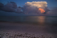 Fireball - Sanibel Island, Florida